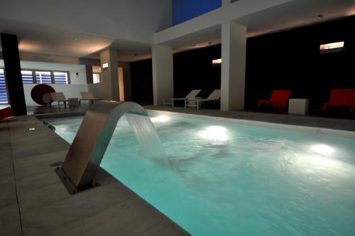 Double or Twin Room with Spa Access Hotel Spa Calagrande Cabo de Gata 3