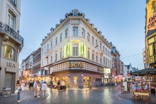 Safestay Brussels, Pension in Brüssel
