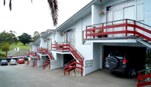 Aaron Court Motel - Accommodation - Timaru
