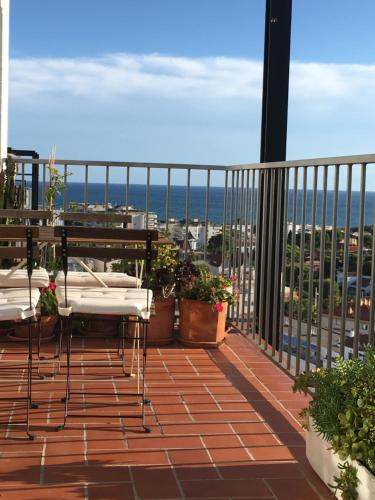 Sea Views Penthouse photo 22