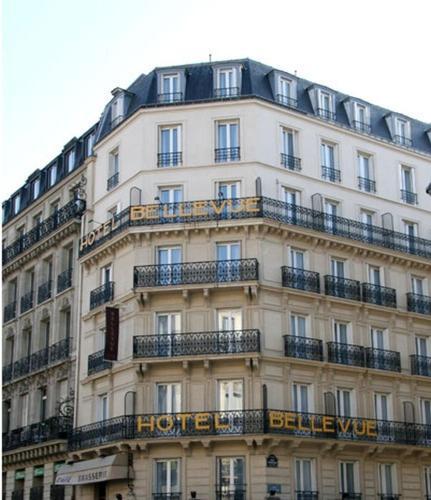 Hotel Bellevue Saint-Lazare impression