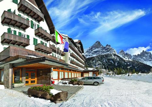 BV Majestic Dolomiti Hotel San Martino di Castrozza
