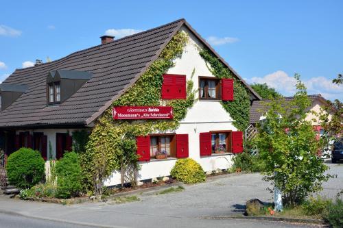 . Alte Schreinerei-Auberge Harlekin