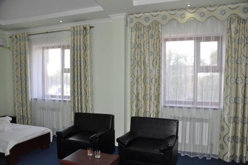Hotel Zhibek Zholy, Beyneuskiy