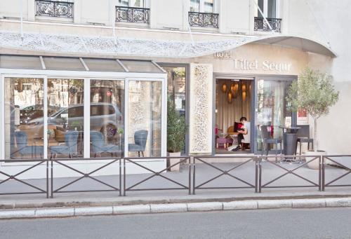 Hotel Eiffel Segur photo 46