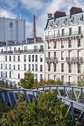 Hotel Eiffel Segur photo 78