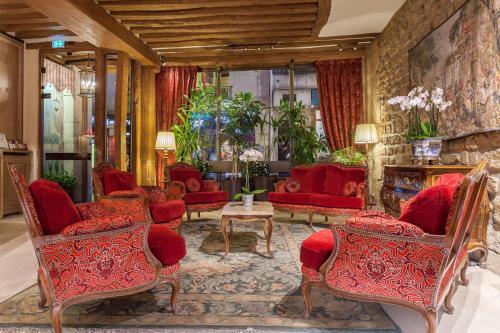 Grand Hôtel de L'Univers Saint-Germain impression