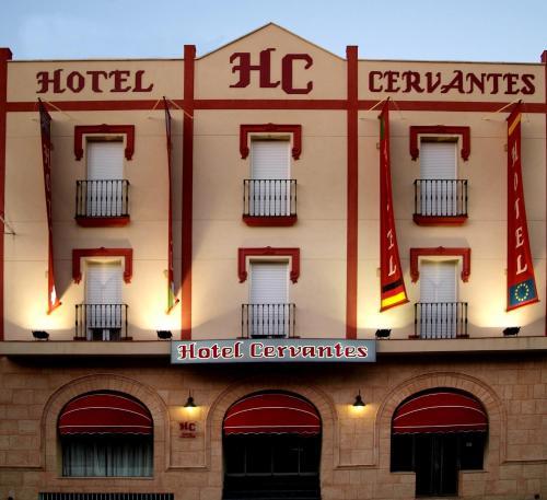 . Hotel Cervantes