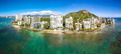 Diamond Head Beach Hotel - Honolulu, HI 96815