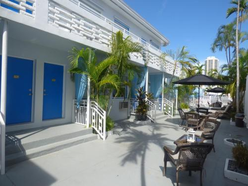 Miami Beach Byron Suites 7320 Ave Fl Hotels Motels Mapquest