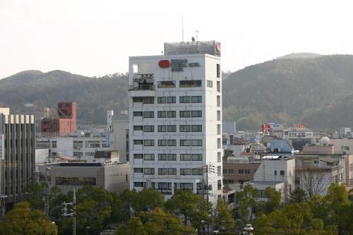 津山中央飯店別館 Tsuyama Central Hotel Annex