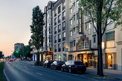 Mercure Hotel München-Schwabing photo 34