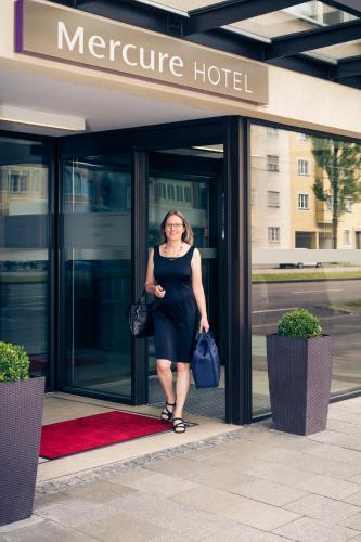 Mercure Hotel München-Schwabing photo 10