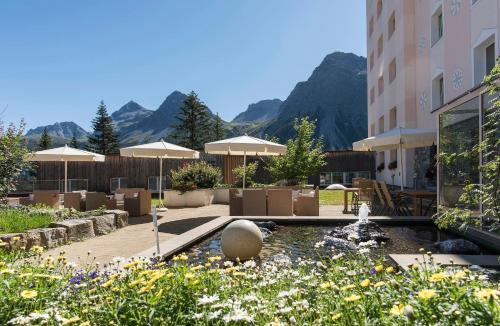 Sunstar Hotel Arosa Arosa