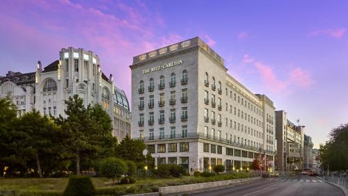 The Ritz-Carlton, Budapest impression
