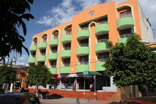 Hotel Diamante Melgar