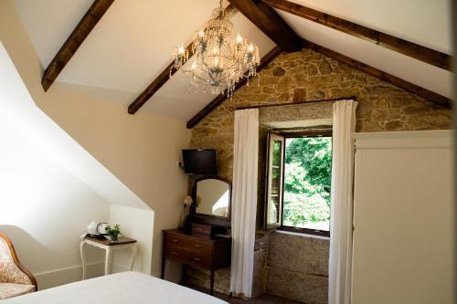 Standard Double or Twin Room Complejo Turístico Rural A TORRE DE LAXE 18