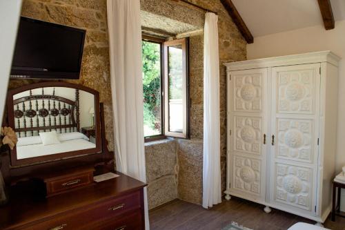 Standard Double or Twin Room Complejo Turístico Rural A TORRE DE LAXE 19