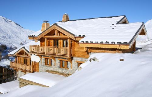 Odalys Chalet Leslie Alpen Les Deux Alpes