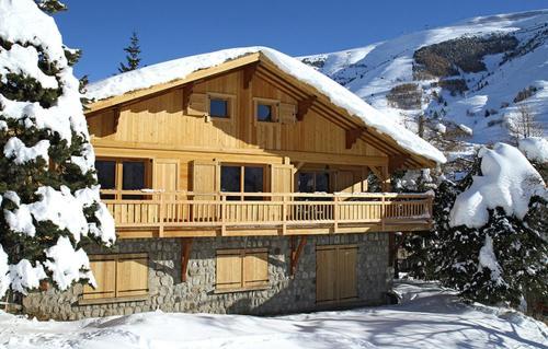 Odalys Chalet La Muzelle Les Deux Alpes
