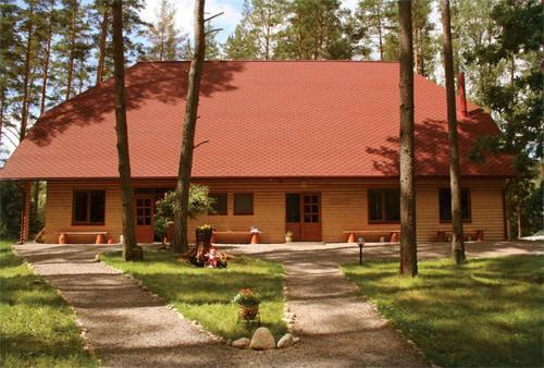 . Guest House Gaujaspriedes
