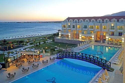 Gure Adrina Termal Health & SPA Hotel odalar