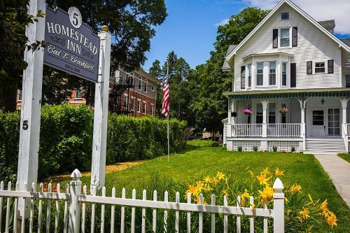 Homestead Inn House