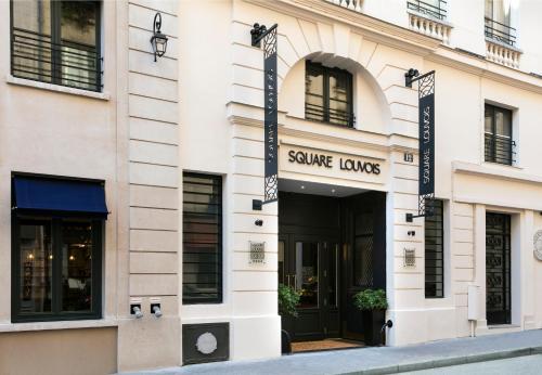 12 Rue de Louvois, 75002 Paris, France.