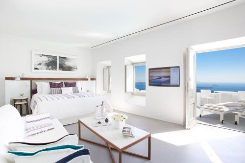 Grace Hotel Santorini, Auberge Resorts Collection szoba-fotók