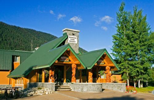 Manning Park Resort - Accommodation - Manning Park