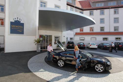 Seehotel Am Kaiserstrand