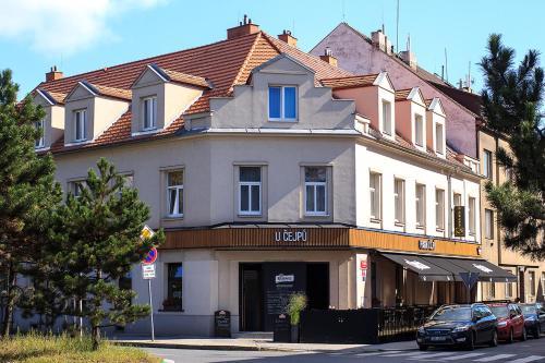 Hotel Penzion U Čejpu