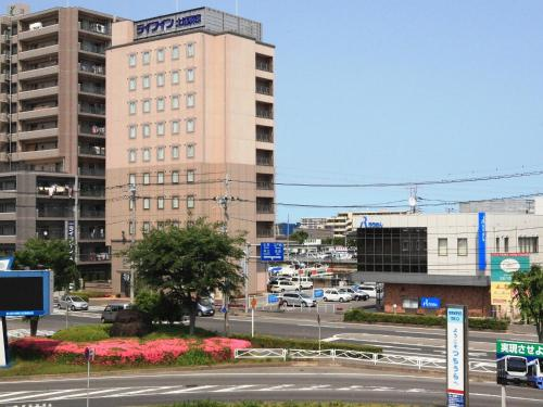 土浦站東生活旅館 Life Inn Tsuchiura Station East