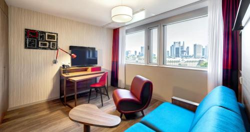 Aparthotel Adagio Frankfurt City Messe photo 20