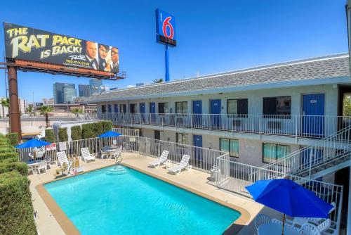 Motel 6 Las Vegas -I-15