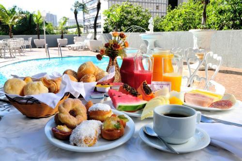 . Jandaia Hotel Campo Grande