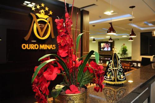 . Ouro Minas Plaza Hotel