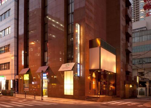 大阪梅田大自然酒店