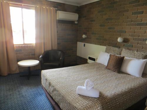 Фото отеля Cattleman's Rest Motor Inn