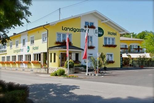 . Landgasthof Hotel Muhr