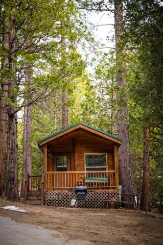Idyllwild Camping Resort Cabin