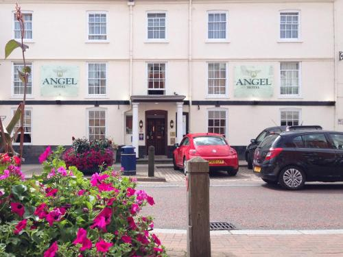 Angel Hotel - Market Harborough