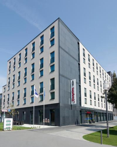 Hampton by Hilton Frankfurt City Centre Messe in Frankfurt/Main