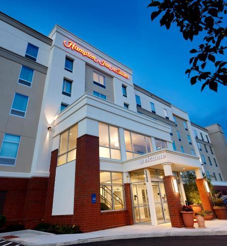Hampton Inn And Suites Pittsburgh/Settlers Ridge Pa - Pittsburgh, PA 15205