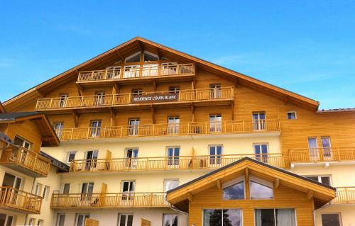 Résidence Odalys L'Ours Blanc Les Deux Alpes