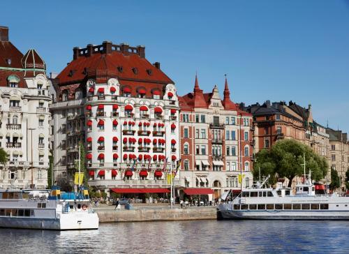Hotel Diplomat Stockholm impression