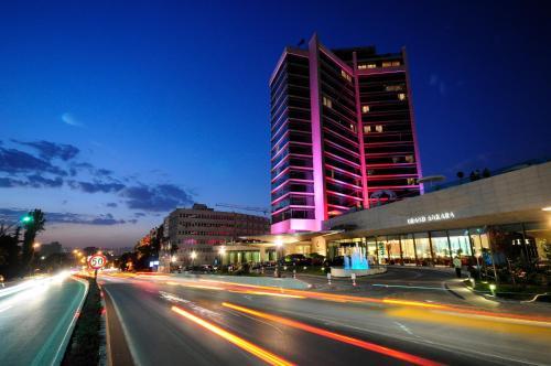 Ankara Grand Ankara Hotel Convention Center fiyat