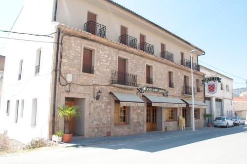 . Hotel Álvarez