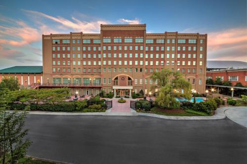 Carnegie Hotel & Spa - Johnson City