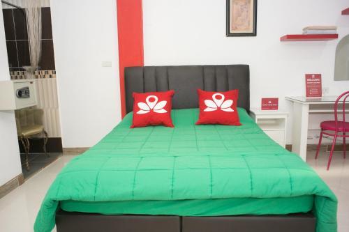 ZEN Rooms Mahajak residence impression